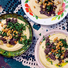 Basic Hummus from 'Jerusalem'