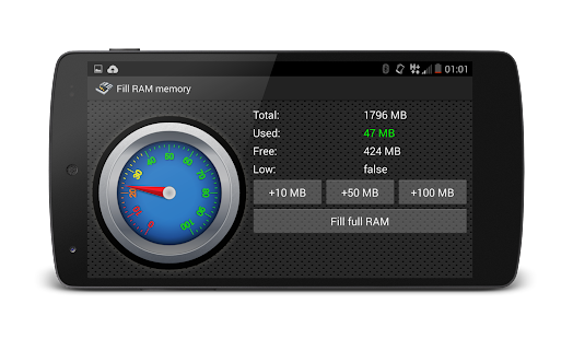 Lastest Fill RAM Memory Ad free APK for Android