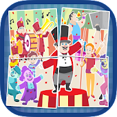 Game Circus Puzzle for Kids apk for kindle fire