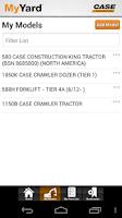 Screenshot of Case Construction My Yard™