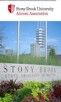 Screenshot of Stony Brook University Alumni