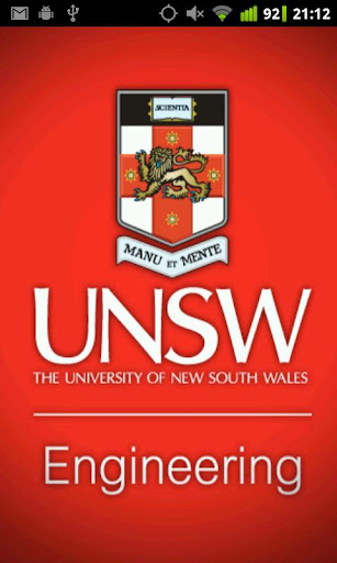 UNSW Engineering Open Day