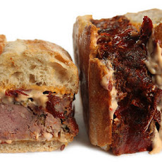 Spicy Meatloaf Sandwich Recipe