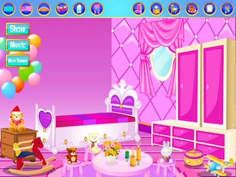 Baby room decorating games apk 5 8 7 free casual apps for Baby room decoration games