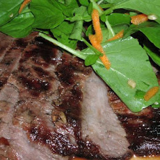 Weight Watchers Korean-Style Grilled Flank Steak
