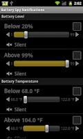 Screenshot of Battery Spy