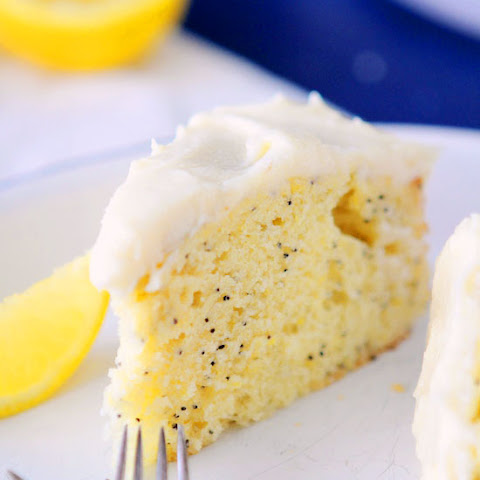 Zucchini Cake With Lemon And Poppyseed Recipe — Dishmaps