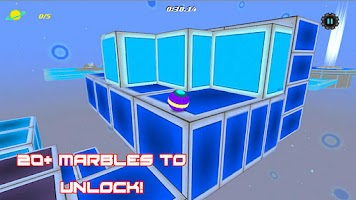 Screenshot of Marble Droid Free