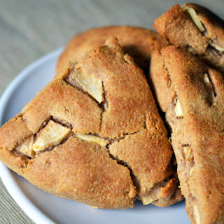 Cinnamon Apple Scones