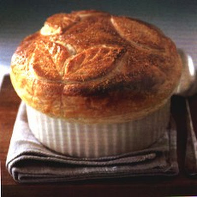 Chicken and Leek Pot Pie