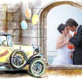 weeding by Christina Dobocan - Wedding Ceremony
