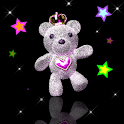 Dance Bear LiveWallpaper Trial icon