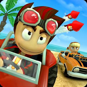 Beach Buggy Racing For PC (Windows & MAC)