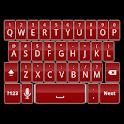 Red Keyboard Skin icon