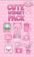 Screenshot of Cute Widget Pack