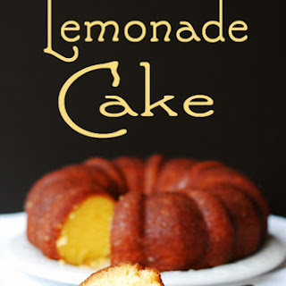 Lemonade Cake – One of My Favorite Cakes Ever