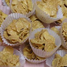 Honey Cornflake Treats