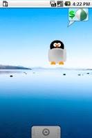 Screenshot of TamaWidget Penguin *Ad support