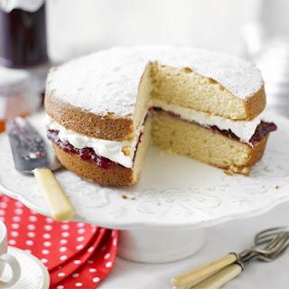 Sponge Desserts Recipes
