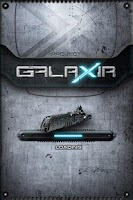 Screenshot of Project Galaxia