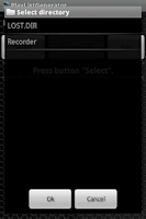 Screenshot of PlayList Generator