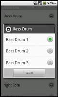 Screenshot of Captain Drum