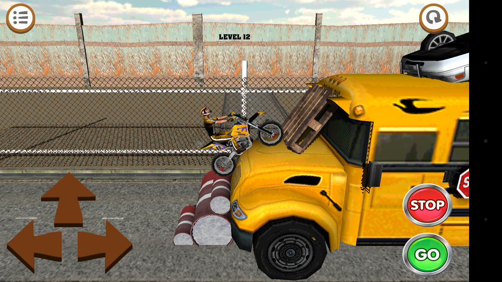 3D Motocross Bike: Industrial Screenshot 12