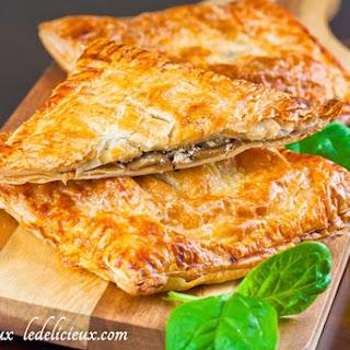 Spinach Mushroom Feta Pie Recipes