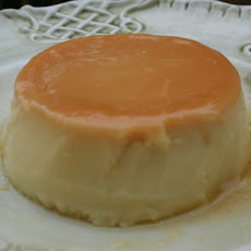 Coconut-Caramel Custard