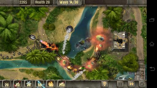 Defense Zone HD - screenshot