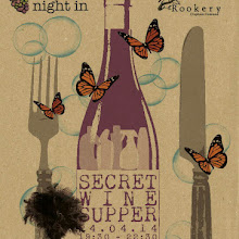 SOLD OUT! April Secret Wine Supper