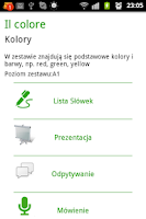 Screenshot of WŁOSKI: elector.pl