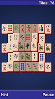 Screenshot of Mahjong