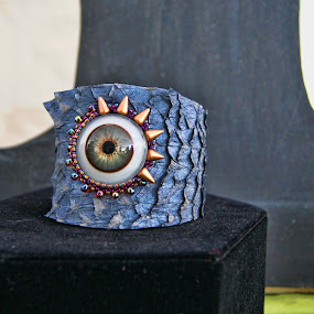 Tilapia Bracelet by Charles Ward - Artistic Objects Jewelry