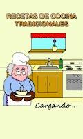 Screenshot of Recetas de cocina trad. DEMO