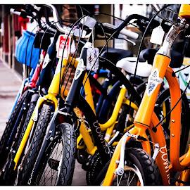 by Geoff Gates - Transportation Bicycles