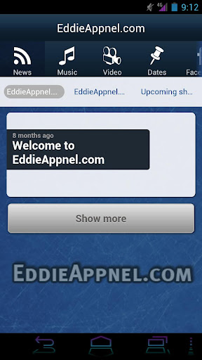 Eddie Appnel Android App