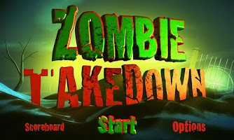 Screenshot of Zombie Takedown