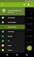 Screenshot of n'4get Reminder