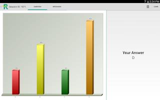 Screenshot of ResponseWare