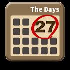The Days - DDay Calendar icon