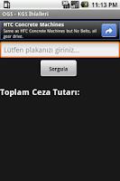 Screenshot of OGS - KGS İhlalleri