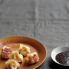 Red-Curry Shrimp Dumplings