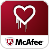 McAfee Heartbleed Detector APK for Bluestacks