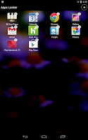 Screenshot of Apps Locker