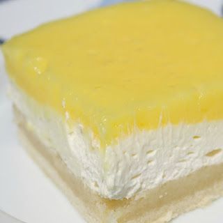 Rosies Layered Lemon Dessert