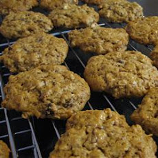 Amish Oatmeal Cookies