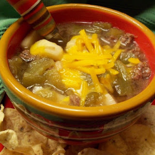 Samuel Adams Slow Cooker Green Chile Stew