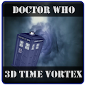 3D Doctor Who Time Vortex LWP icon