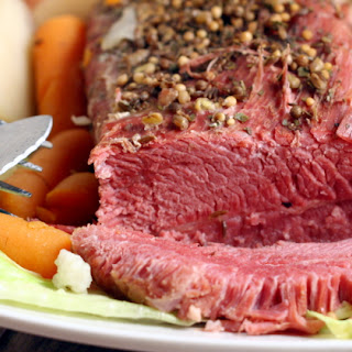 Crock Pot Corned Beef Cabbage Recipes